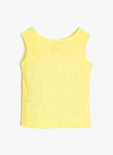 Koton Atlet Sarı